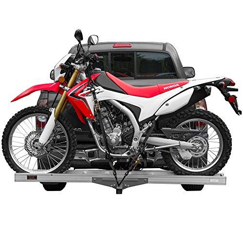 AMC-400-Lightweight-Aluminum-Motocross-Dirt-Bike-Carrier-for-2-Hitch-Receivers-0