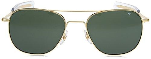 American-Optical-Original-Pilot-Eyewear-57mm-Frame-with-Bayonet-Temples-0-0