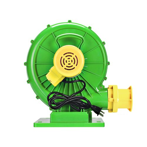 B-AIR-Koala-1-HP-Bounce-House-Blower-Green-0-0