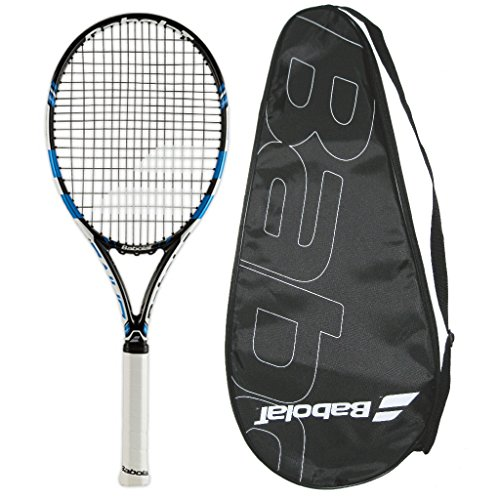 Babolat-2015-2016-Pure-Drive-STRUNG-with-COVER-Tennis-Racquet-0