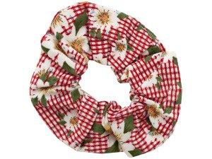 Bulk-Buys-Garden-Floral-Hair-Twister-Set-of-96-0-0