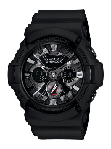 Casio-Mens-GA201-1-G-Shock-Shock-Resistant-Sport-Watch-With-Black-Resin-Band-0
