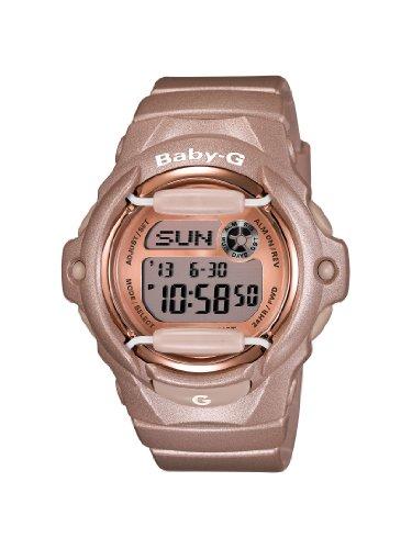 Casio-Womens-BG169G-4-Baby-G-Pink-Champagne-Watch-0