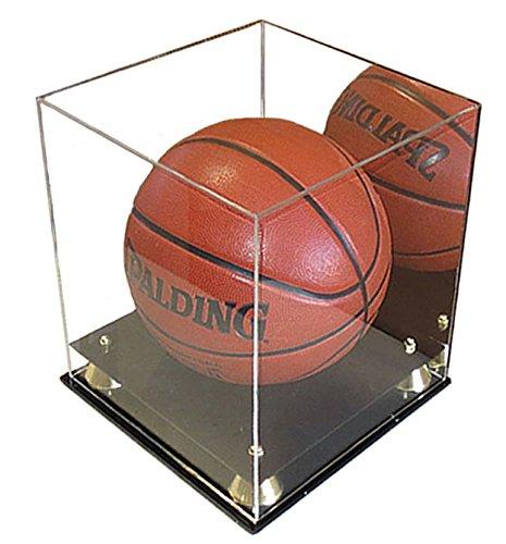 Collectible-Deluxe-Acrylic-NBA-NCAA-Size-Basketball-Display-Case-With-Mirror-0