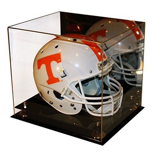 Deluxe-Acrylic-Full-Size-NCAA-NFL-Pro-Collectible-Football-Helmet-Display-Case-with-UV-Protection-0