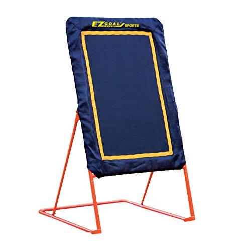 EZ-Goal-Professional-Folding-Lacrosse-Throwback-Rebounder-8-Feet-0