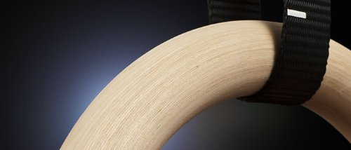 Elite-EXF-Wood-Gymnastic-Olympic-Rings-for-Crossfit-Pair-Free-Shipping-Numbered-Straps-0-0