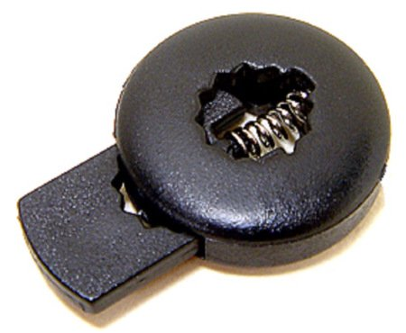 FMS-Wheeled-Circle-Cord-Lock-Plastic-Spring-Stop-Toggle-Stoppers-0-0