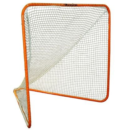 Gladiator-Official-Lacrosse-Goal-Net-Orange-100-Steel-Frame-6-x-6-Foot-0