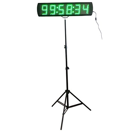 Green-Color-Portable-5-Inch-LED-Race-Timing-Clock-for-Running-Events-LED-Countdownup-Timer-0-1