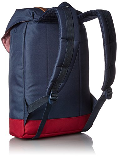 Herschel-Supply-Co-Retreat-Backpack-Raven-CrosshatchBlack-Rubber3M-Insert-One-Size-0-0