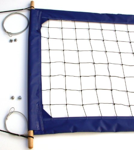 Home-Court-PRO4-Volleyball-TopBottom-Power-Net-Aircraft-Cable-0