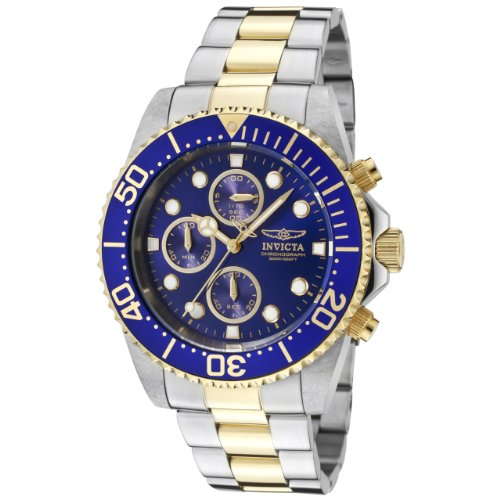Invicta-Mens-1773-Pro-Diver-18k-Gold-Ion-Plating-and-Stainless-Steel-Watch-0-0
