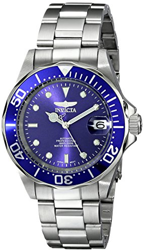 Invicta-Mens-9094-Pro-Diver-Collection-Stainless-Steel-Automatic-Dress-Watch-with-Link-Bracelet-0