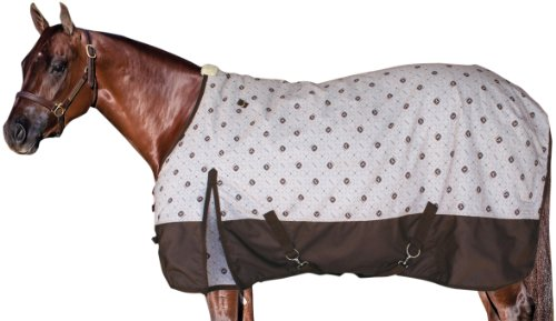 John-Deere-By-Professionals-Choice-Equine-600D-Winter-Blanket-Chocolate-Brown-0