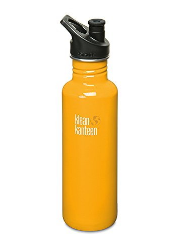 Klean-Kanteen-Classic-Stainless-Steel-Bottle-With-Sport-Cap-0