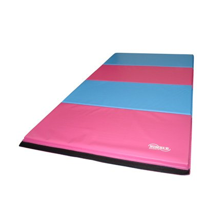 Little-Gym-White-Adjustable-Horizontal-Bar-Tan-Low-Balance-Beam-PinkLight-Blue-Gymnastics-Folding-Mat-0-0