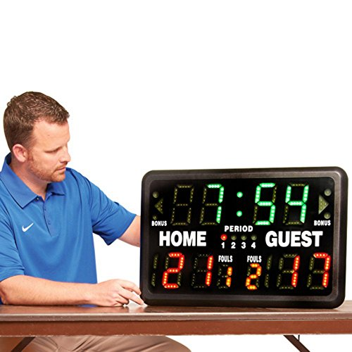 MacGregor-SK2229R-Multisport-Indoor-Scoreboard-with-Remote-0