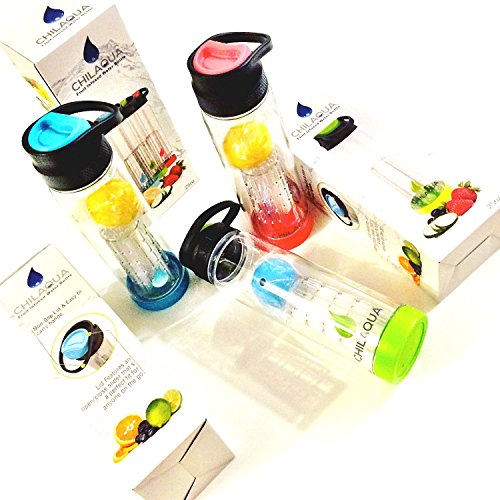 Mothers-Day-Best-Fruit-Infuser-Water-Bottle-Large-25-Oz-Slide-Back-Lid-Silicone-Ice-Sphere-Maker-Premium-Infuser-Made-of-Tough-Eastman-Tritan-Ebook-recipes-0