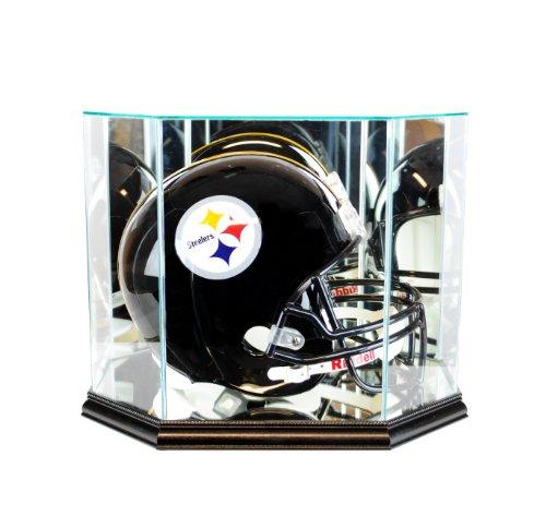 NFL-Octagon-Full-Size-Football-Helmet-Glass-Display-Case-0