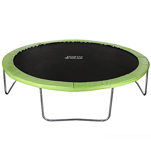North-Gear-14-Foot-Trampoline-Set-with-Safety-Enclosure-and-Ladder-0-1