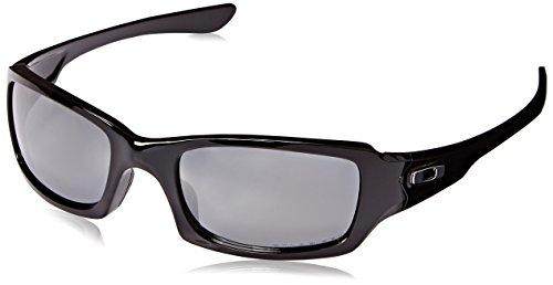 Oakley-Mens-Fives-Squared-OO9238-06-Rectangular-Sunglasses-0