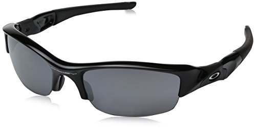 Oakley-Mens-Flak-Jacket-Iridium-Sunglasses-0