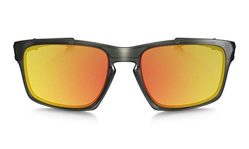 Oakley-Mens-Sliver-F-Polarized-Foldable-Iridium-Rectangular-Sunglasses-0-0