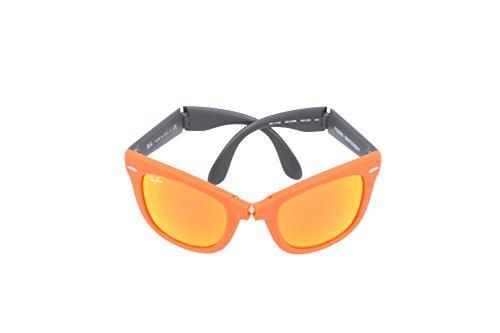 Ray-Ban-Unisex-RB4105-Folding-Wayfarer-Sunglasses-0-0