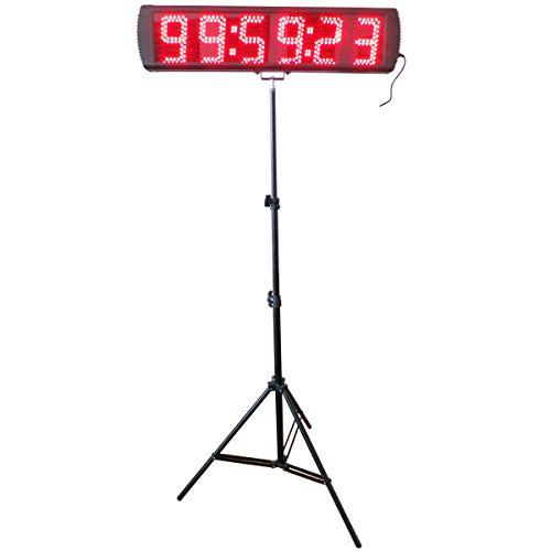 Red-Color-Portable-5-Inch-LED-Race-Timing-Clock-for-Running-Events-LED-Countdownup-Timer-0-0
