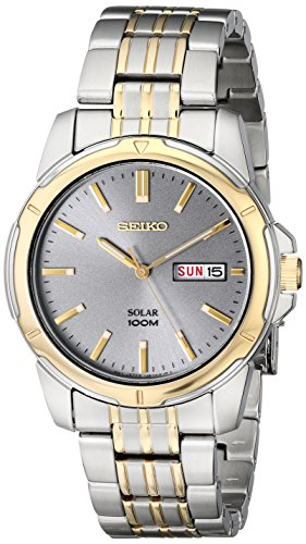 Seiko-Mens-SNE098-Two-Tone-Stainless-Steel-Watch-0