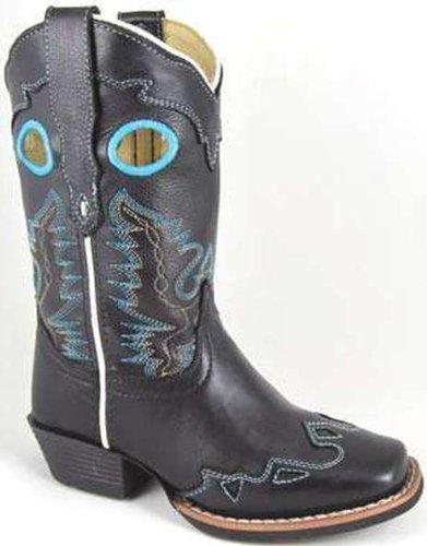 Smoky-Mountain-Girls-Eldorado-Western-Boot-Square-Toe-0