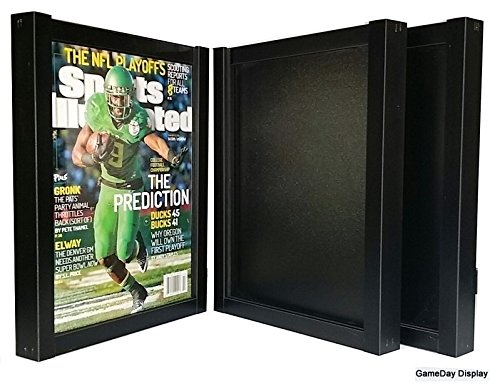 Sports-Illustrated-July-1994-and-Newer-Magazine-Display-Frame-Lot-of-3-by-GameDay-Display-0