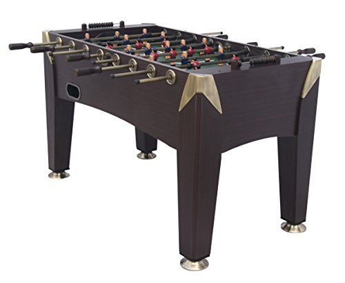 Striker Georgetown With Bronze Finish Foosball Table, 56