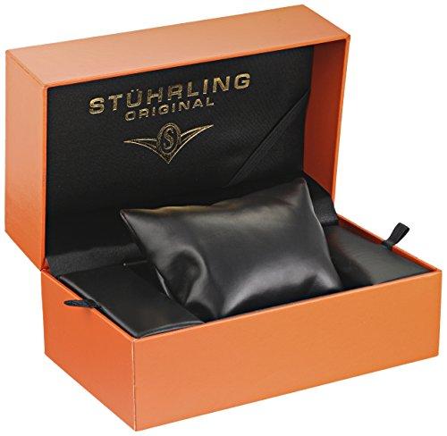Stuhrling-Original-Aquadiver-Mens-Dive-Watch-Quartz-Analog-Waterproof-Sports-Watch-Blue-Dial-Date-Display-Swim-Wrist-Watch-for-Men-Luminous-Waterproof-Watch-with-Stainless-Steel-Bracelet-82402-0-1