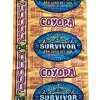Survivor-Buff-San-Juan-del-Sur-Blood-vs-Water-Yellow-Coyopa-Tribe-Buff-as-seen-on-CBS-TV-show-0