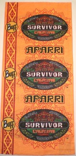 Survivor-TV-Buffs-Season-28-Cagayan-ORANGE-Brawn-vs-Brains-vs-Beauty-Aparri-Tribe-Buff-0