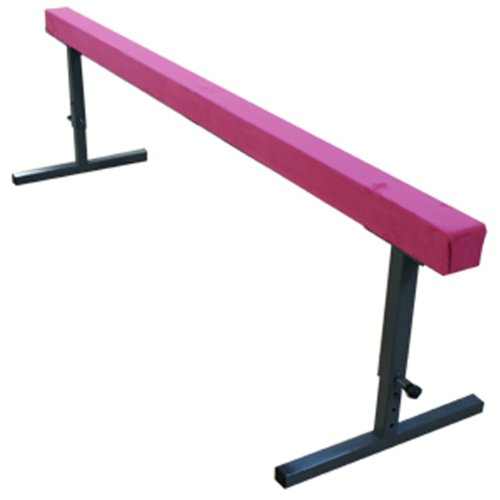 The-Beam-Store-30-Inch-Adjustable-Height-8-Feet-Suede-Balance-Beam-0