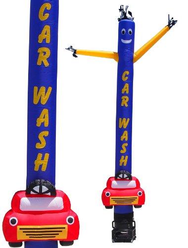 Torero-Inflatables-Air-Dancer-Car-Wash-with-Car-Shape-Tube-Man-Inflatable-15-Feet-0-0