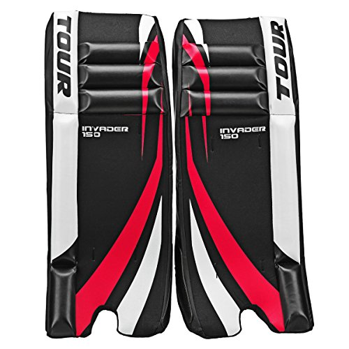 Tour-Hockey-Youth-Invader-150-Hockey-Goalie-Pad-Pack-G105YP-0-0