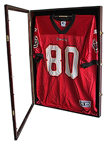 Ultra-Clear-PRO-UV-Basketball-Football-Hockey-Jersey-Frame-Display-Case-LOCKABLE-JC01-MA-0-1