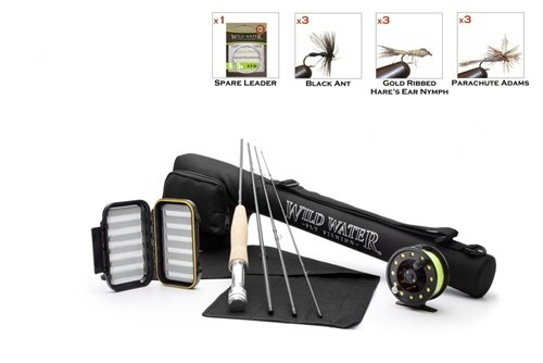 Wild-Water-Fly-Fishing-Complete-34-7-Rod-Starter-Package-0