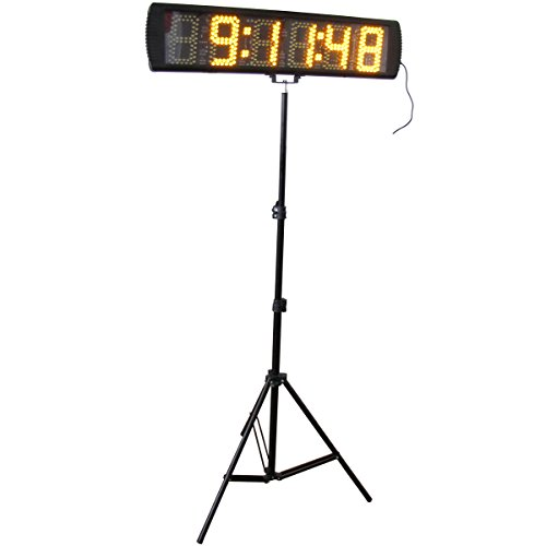 Yellow-Color-Portable-5-Inch-LED-Race-Timing-Clock-for-Running-Events-LED-Countdownup-Timer-0-1
