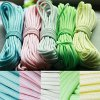 Yougle-Free-Shipping-9-Strand-550-Luminous-Glow-in-the-Dark-Paracord-Parachute-Cord-5-Color-50FT-100FT-1000FT-0