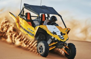 The 2016 Yamaha YXZ1000R launched in September.