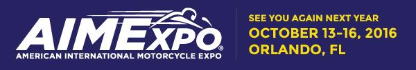 AIMExpo banner
