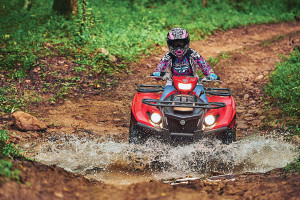 At work or play, PSB managing editor Liz Keener thrives in powersports.