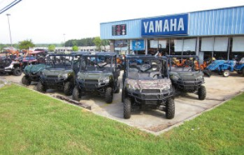 Team Carolina Powersports has been in business since 2009, offering Polaris and Yamaha vehicles to the greater Lancaster, S.C., area.