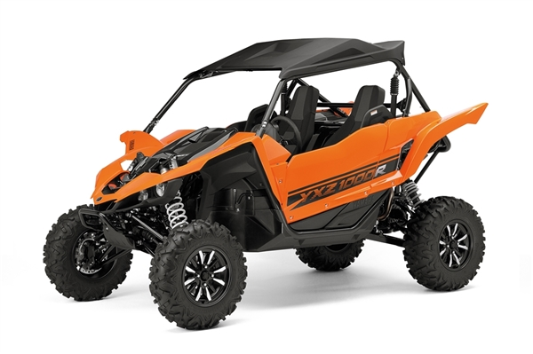 2016 YXZ1000R in Blaze Orange-Black