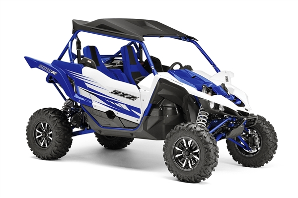 2016 YXZ1000R in Racing Blue-White